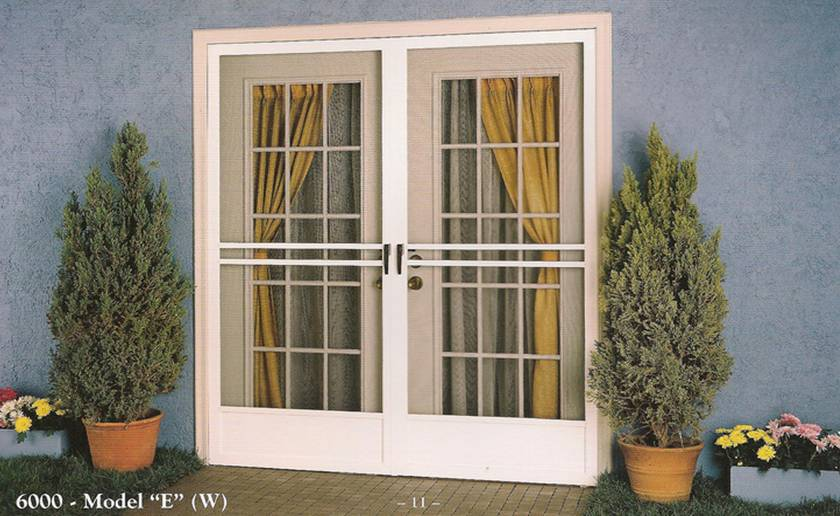 Double Doors Available